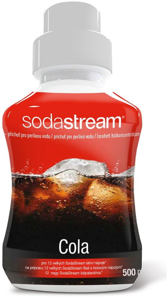 SodaStream Příchuť COLA 500ml