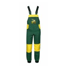 UTG Vodnik Otroške igralne hlače zeleno rumene - 2 leti