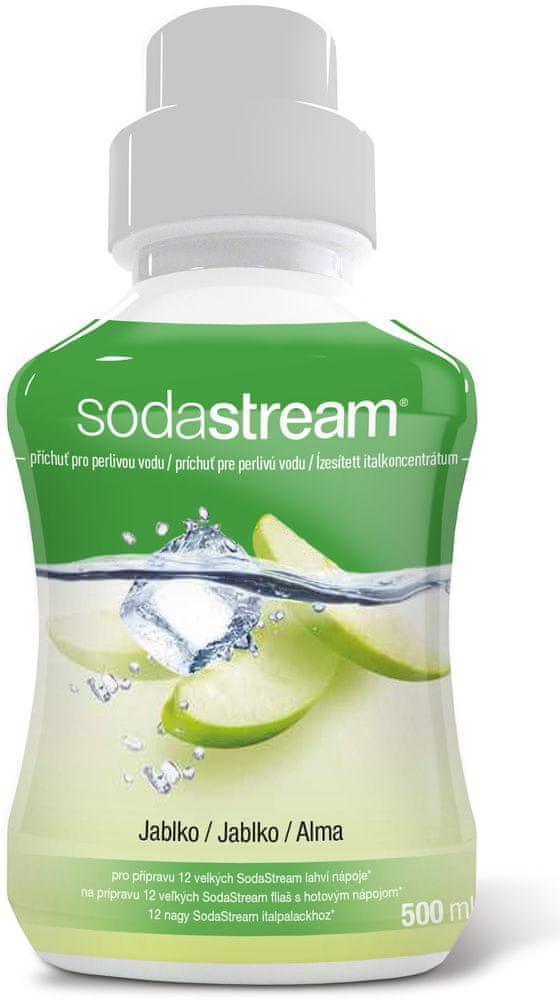 SodaStream Příchuť JABLKO 500ml