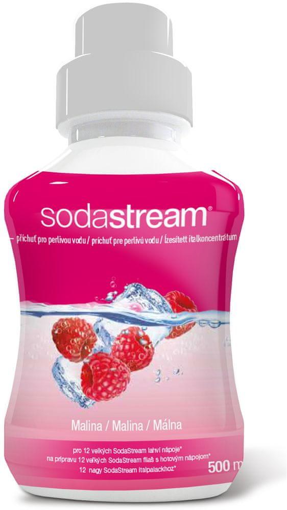 SodaStream Příchuť MALINA 500ml