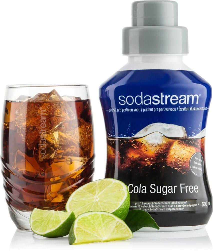 SodaStream Příchuť Cola Sugar Free(Zero) 500 ml