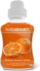 SodaStream Příchuť MANDARINKA 500ml