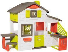 Smoby domek Neo Friends House z rozbudowaną kuchnią