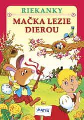 Adolf Dudek: Mačka lezie dierou - Riekanky