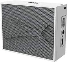 Altec Lansing Pocket Speaker, biela - rozbalené