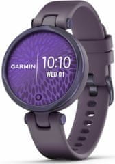 Garmin LILY Sport, Silicone, Midnight Orchid/Deep Orchid