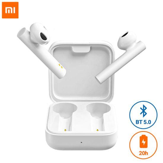 Xiaomi Mi True Wireless Earphones 2 Basic (AIR 2SE) brezžične slušalke, bele