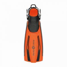 AQUALUNG Płetwy STRATOS ADJ Pomarańczowy gigant (44/47) pomarańczowy