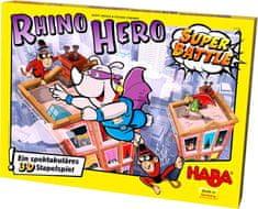 HABA družabna igra Rhino Hero Super Battle