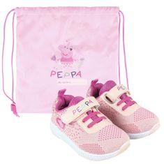 Disney 2300004618 Peppa Pig dekliške superge, roza, 22