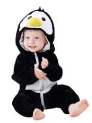 Pustni Kostum Pingvinček 0,5 - 1,5 leta, 7-12 mesecev