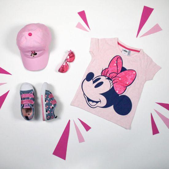 Disney dívčí svítící tenisky Minnie 2300004707
