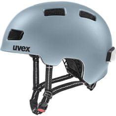 Uvex City 4 čelada, mat modra, 58-61