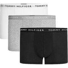 Tommy Hilfiger 3 PAKET - moški bokserji UM0UM02203 -0XK (Velikost XXL)
