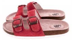 BF lány bőrpapucs BY2131599, 36, piros