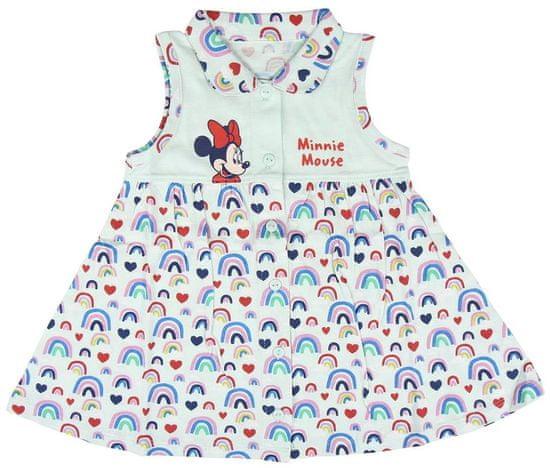 Disney dívčí šaty Minnie 2200005202