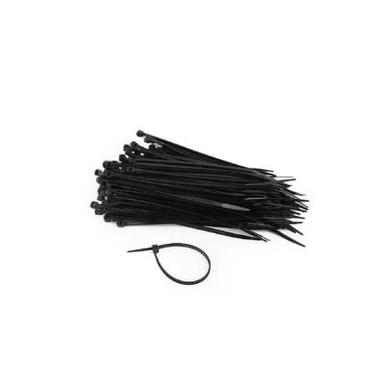 CABLEXPERT Kabelske vezice 150x3.6mm, UV, 100 kosov