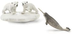 Schleich 42531 Polarni medvedi in tobogan