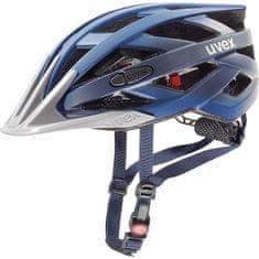 Uvex I-Vo CC biciklistička kaciga, tamno plava, 52 - 57