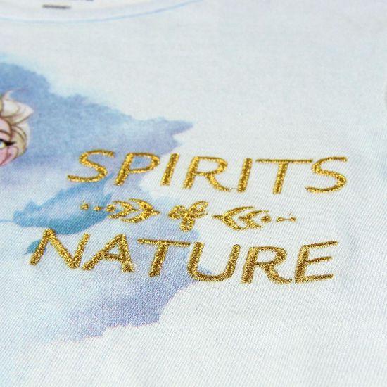 Disney Koszulka dziewczęca Frozen II 2200004951