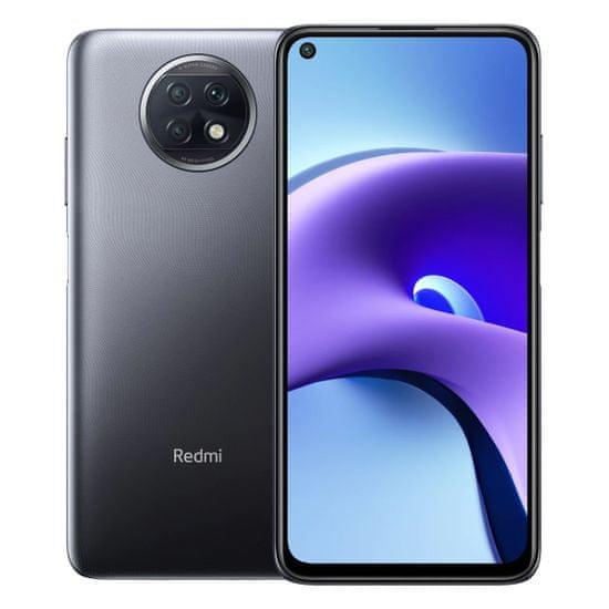 Xiaomi Redmi Note 9T 5G pametni telefon, 4GB/128GB. FHD+, 5000mAh, Nightfall Black