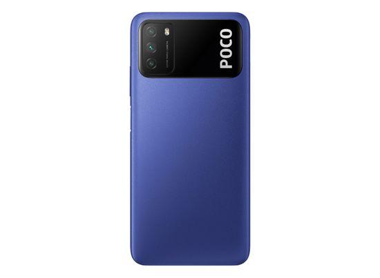 POCO M3 pametni telefon, 4GB/64 GB, 6000mAh, Cool Blue