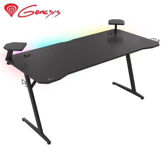 Genesis Holm 510 RGB gaming miza