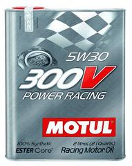 Motul 300V Power Racing motorno olje, 300 V, 2 l