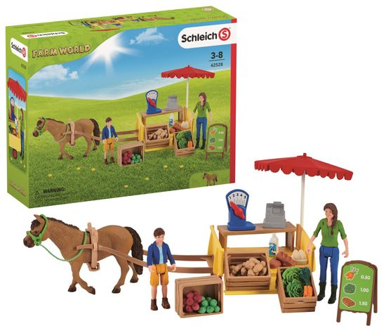 Schleich Mobil farm pult 42528