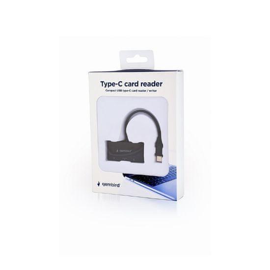 Gembird Čitalec kartic USB-C