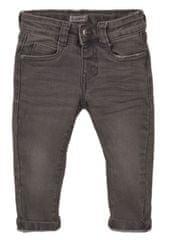 KokoNoko chlapčenské džínsy VK0422A 92 šedé