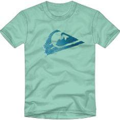 Quiksilver Young mountain EQKZT03446-GEA0 fantovska majica, 2, zelena