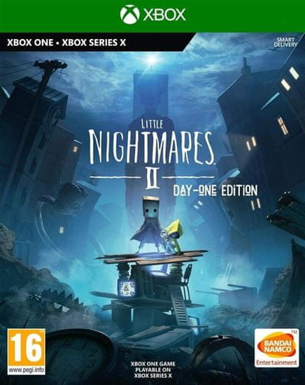 Namco Bandai Games Little Nightmares II Day One Edition igra (Xbox One in Xbox Series X)