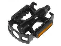 Wista Pedále na bicykel WISTA hliníkové - 80070