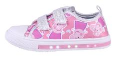 Disney 2300004709 Peppa Pig dekliške svetleče superge, roza, 25 - Odprta embalaža
