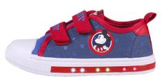 Disney 2300004706 Mickey fantovske svetleče superge, temno modre, 23