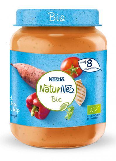 Nestlé NaturNes BIO Kuracie mäso s sladkými zemiakmi a zeleninou 6x 190g