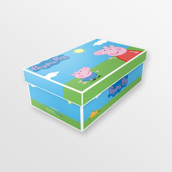Disney 2300004709 Peppa Pig dekliške svetleče superge
