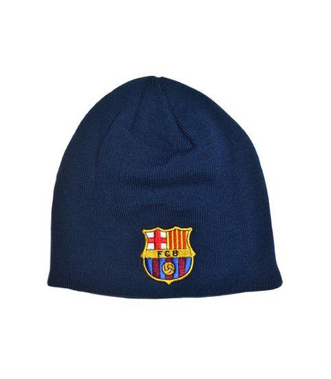 FOREVER COLLECTIBLES Čiapka FC Barcelona - tmavomodrá