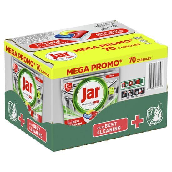 Jar Platinum Plus All-In-One Lemon 70 db