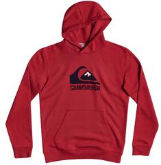 Quiksilver fantovska jopica Big logo youth EQBFT03671-RPY0, XS, rdeč
