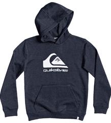 Quiksilver bluza chłopięca Big logo youth EQBFT03593-BYJH XS ciemnoniebieska