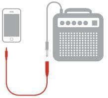 IK Multimedia iLine Mono Output Adapter