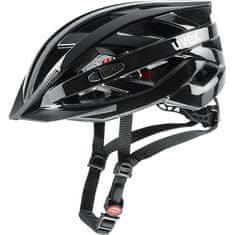 Uvex I-Vo 3D čelada, črna, 52-57