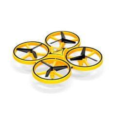 Netscroll Inovativni mini dron, ki sledi gibom vaše roke, MiniDron
