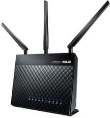 Asus RT-AC68U AC1900 Dual Band brezžični usmerjevalnik (141532)