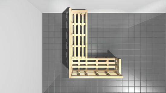Moduleta Rohová sedačka