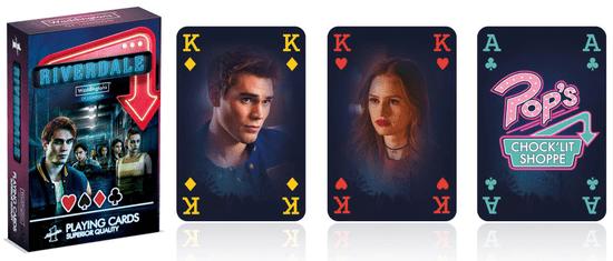 Winning Moves Waddingtons Játékkártyák: Riverdale