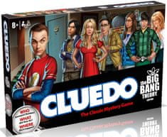 Winning Moves The Big Bang Theory Cluedo, angol verzió