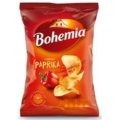 Bohemia Chips paprika 70g